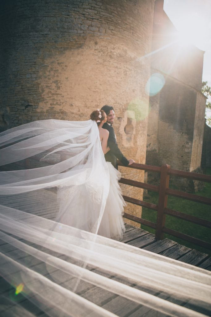 Photographe de mariage et de portrait à Dijon, en Bourgogne et à Paris. Robe de mariée.4