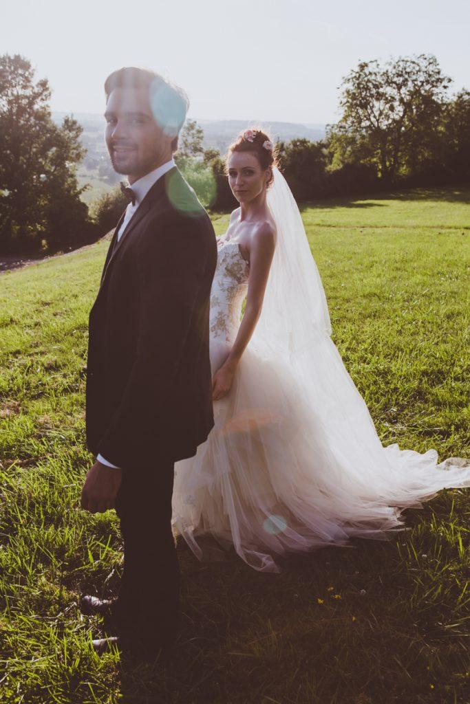 Photographe de mariage et de portrait à Dijon, en Bourgogne et à Paris. Robe de mariée.5