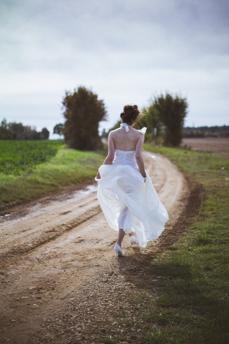 photo robe mariage creatrice