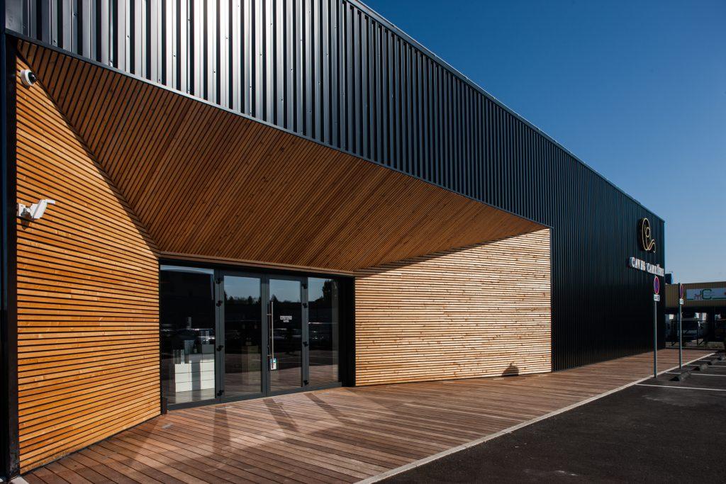 Photographe à DIjon en Bourgogne, Jonas Jacquel, Architecture 4