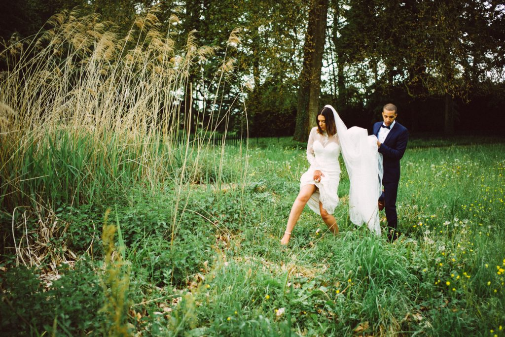Photographe de mariage à Dijon en Bourgogne. Reportage de mariage de Leila.4