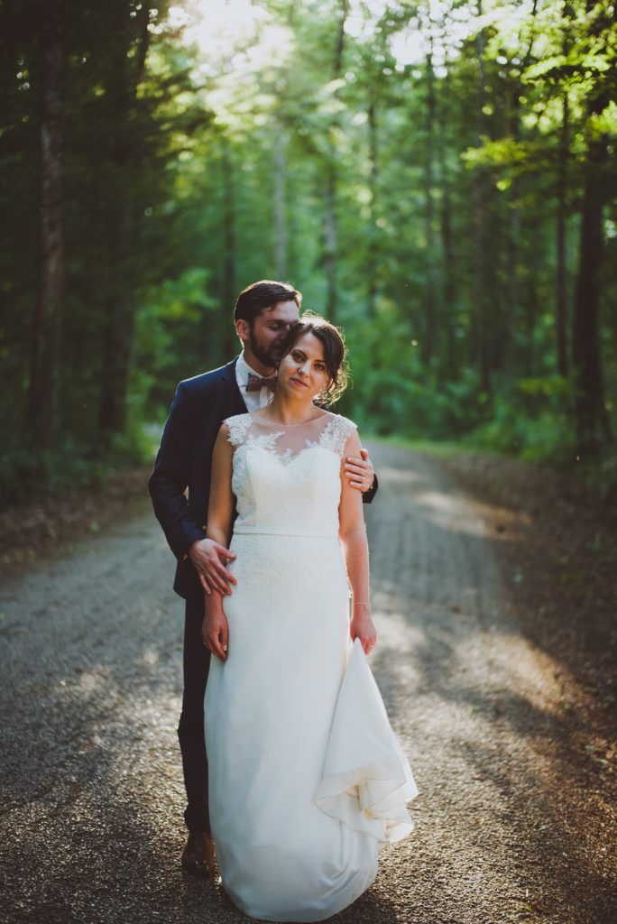 Photographe de mariage à Dijon en Bourgogne. Reportage de mariage de Kevin et Julie.