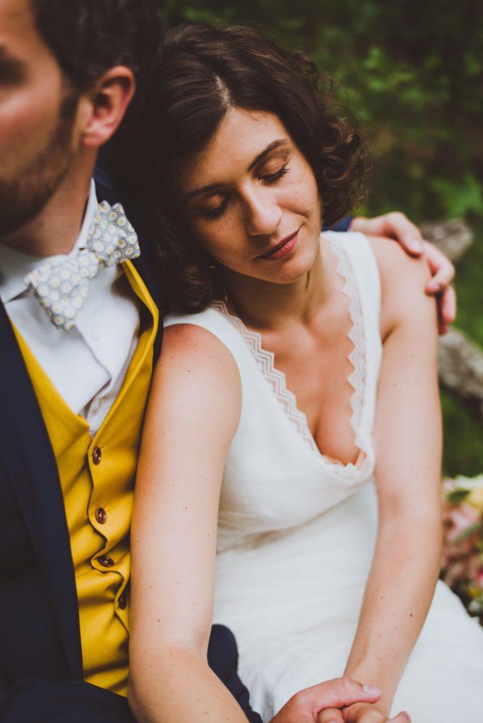 Photographe de mariage à Dijon, en Bourgogne et sur Paris. Reportage d'auteur au Leica.67