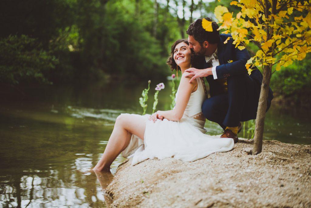 Photographe de mariage à Dijon, en Bourgogne et sur Paris. Reportage d'auteur au Leica.31