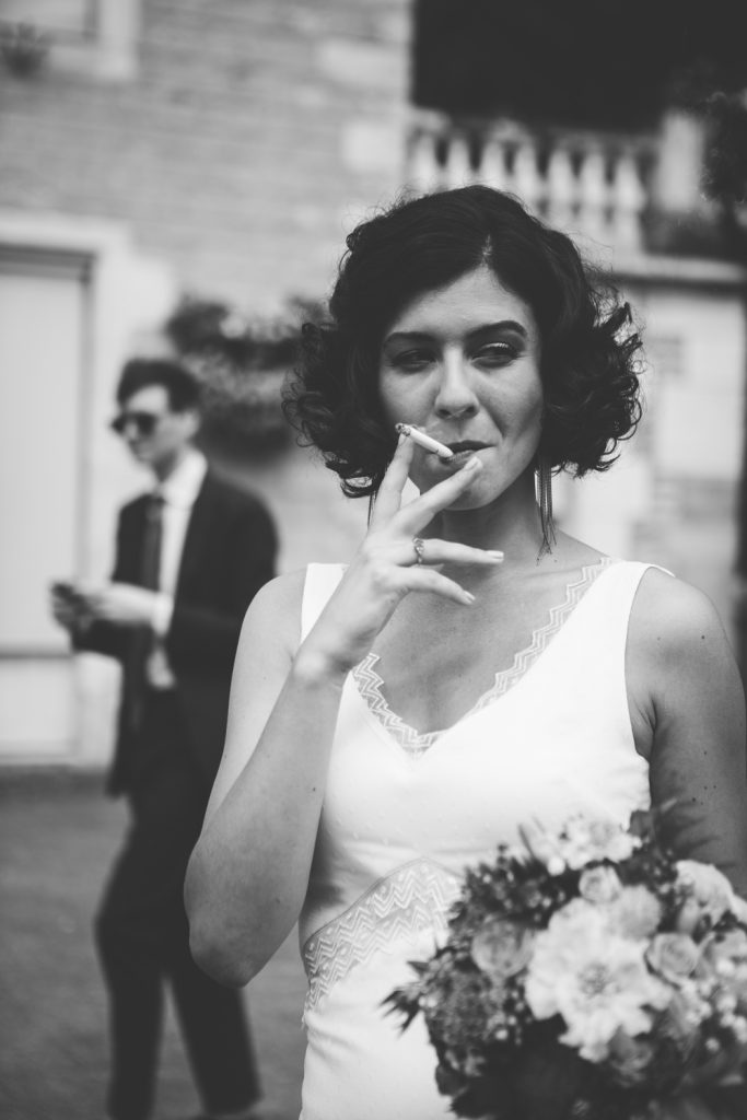 Photographe de mariage à Dijon, en Bourgogne et sur Paris. Reportage d'auteur au Leica.
