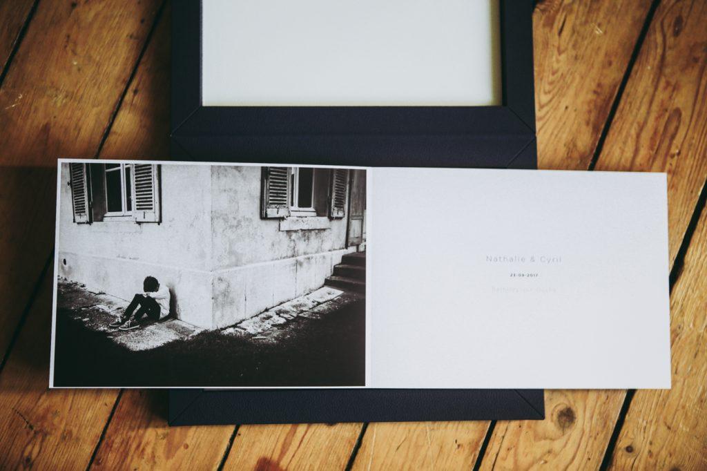 Photographe de mariage à DIjon en Bourgogne, album de mariage Graphistudio, Jonas Jacquel13