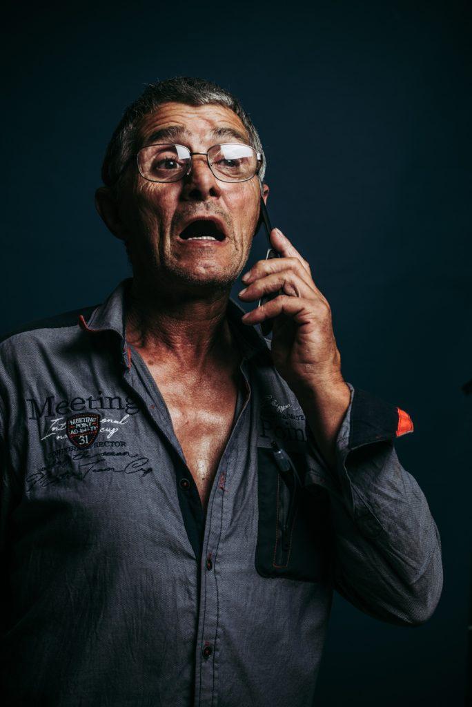 Photographe de portrait et de reportage à Dijon, Jonas Jacquel. Workshop Rencontres d'Arles4