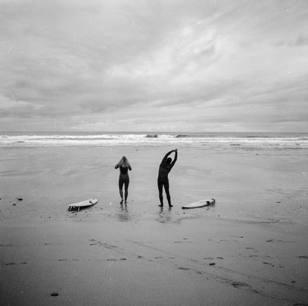 Photographe de reportage à Dijon et en France, Jonas Jacquel. Bretagne, Finistère sud Mamiya argentique.