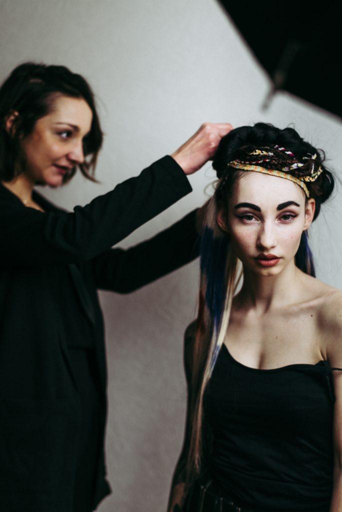 Photographe de portrait, de mode et de reportage à Dijon, Jonas Jacquel
